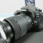 Canon EOS 80Dの発売時期が正式発表!価格推移から見た最安値の購入時期は?