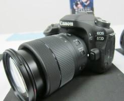 キャノン EOS 80Dの画像