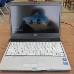 激安で購入できた中古パソコンS560
