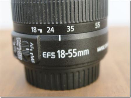 レンズの選び方の解説画像