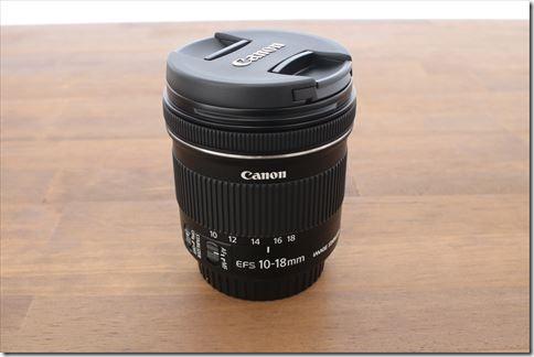 EF-S10-18mmのレビュー画像