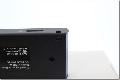 スティックPC MS-CH01FV2のレビュー画像