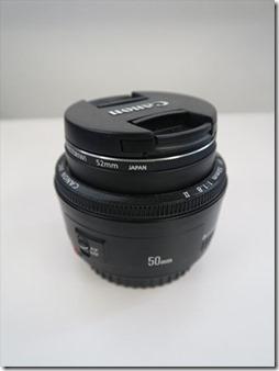 Canonの単焦点レンズのおすすめ画像