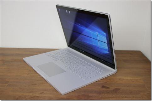 SurfaceBook2のレビュー画像