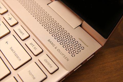 HP Spectre x360(ローズゴールドモデル)のレビュー画像