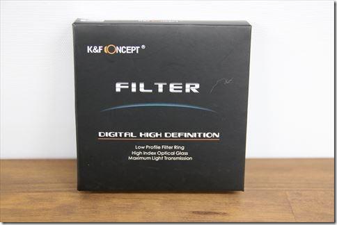 K&Fコンセプトの可変式 NDフィルターの画像